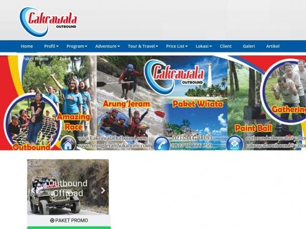 cakrawalaoutbound.com