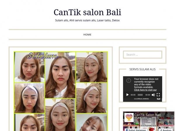 cantiksalon.co.id