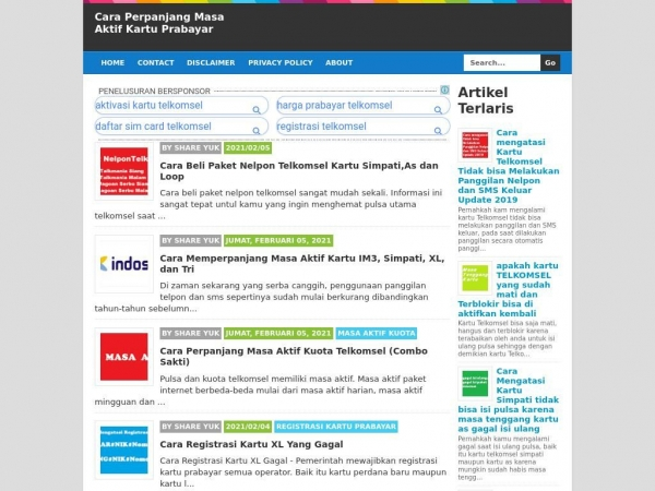 caraperpanjangmasaaktif.blogspot.com
