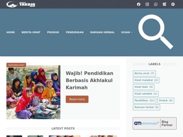 mencaritakbir.com