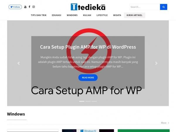 tedieka.com