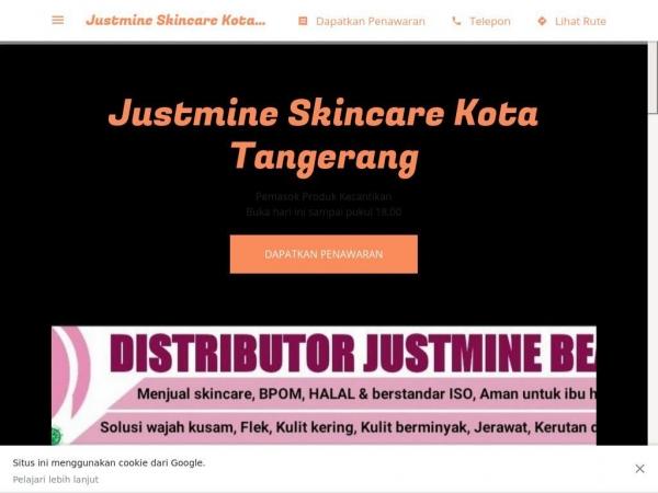justmineskincarekotatangerang.business.site