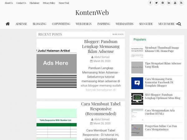 kontenweb.com