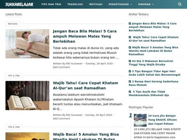 sukkabelajar.com